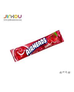 Airheads Cherry Taffy Candy (15.6g) 哎嗨牌樱桃味果味糖