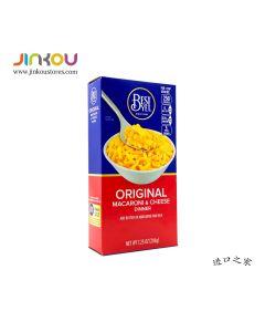 Best Yet Original Macaroni & Cheese Dinner 7.25 OZ (206g) 百益牌奶酪通心粉(原味)