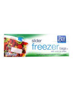 Best Yet Quart Size Freezer Bags 18 Count (.94L)