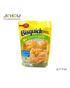 Betty Crocker Bisquick Complete Mix Cheese-Garlic Biscuits 7.75 OZ (219g) 贝蒂牌Bisquick奶酪蒜味饼干制作用粉