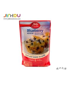 Betty Crocker Blueberry Muffin Mix 6.5 OZ (184g) 贝蒂松饼粉 (蓝莓味)