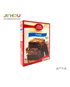 Betty Crocker Fudge Brown Mix 18.3 OZ (519g) 贝蒂牌布朗尼蛋糕分(焙烤食品预拌粉)