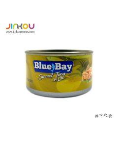 Blue Bay Canned Tuna in Oil (180g) Blue Bay 金枪鱼罐头(黄豆油浸)