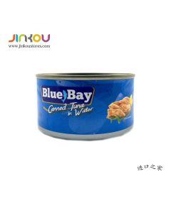 Blue Bay Canned Tuna in Water (180g) 金枪鱼罐头(水浸)