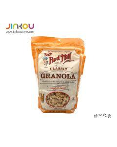 Bob's Red Mill Classic Granola Cereal 12 OZ (340g) 鲍勃红磨坊麦片