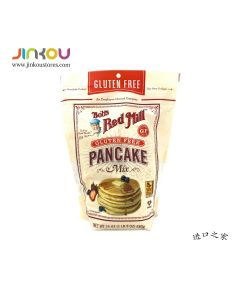 Bob's Red Mill Gluten Free Pancake Mix 24 OZ (680g)鮑勃紅磨坊煎餅粉(不含面筋)