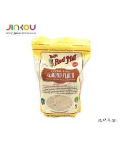 Bob's Red Mill Super-Fine Almond Flour 16 OZ (453g)鮑勃紅磨坊扁桃仁粉
