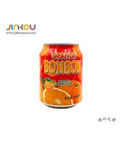 Bonbon Orange Drinks (238mL)海太橙子果汁饮料