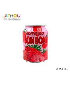Bonbon Strawberry Drink (238mL) 海太草莓果汁饮料
