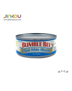 Bumble Bee Chunk White Albacore Tuna in Water (142g) 蜜蜂牌块状吞拿鱼(水浸)
