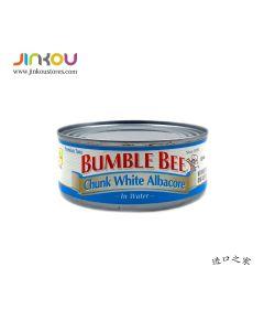 Bumble Bee Chunk White Albacore Tuna in Water (142g) 蜜蜂牌块状吞拿鱼(水浸)