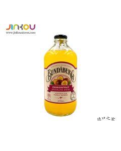 Bundaberg Passionfruit Sparkling Drink 宾得宝含气百香果汁饮料 (375mL)