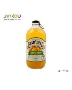 Bundaberg Tropical Mango Sparkling Drink (375mL) 宾得宝含气芒果汁