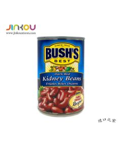 Bush's Best Dark Red Kidney Beans 16 OZ (454g) 布什牌红腰豆罐头