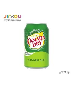 Canada Dry Ginger Ale (355mL)加拿大干姜水