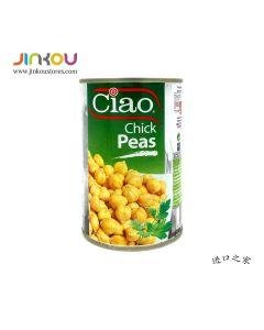 Ciao Chick Peas (Ceci) (240g)喬爾鷹嘴豆罐頭
