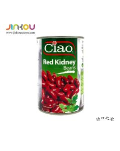 Ciao Red Kidney Beans (Fagioli Rossi) (240g)喬爾紅腰豆罐頭