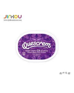 QUESCREM Lactose Free Cream Cheese 5.3 OZ (150g) 牧森无乳糖奶油奶酪