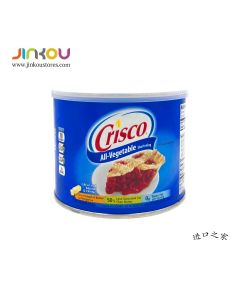 Crisco All-Vegetable Shortening 1LB (453g) 科瑞牌植物起酥油