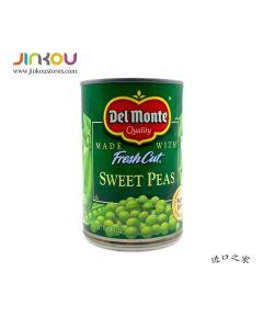 Del Monte Fresh Cut Sweet Peas 15 OZ (425g) 第门豌豆粒罐头