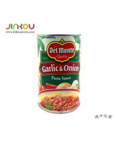 Del Monte Garlic & Onion Pasta Sauce 24 OZ (680g) 第门大蒜洋葱意大利面酱