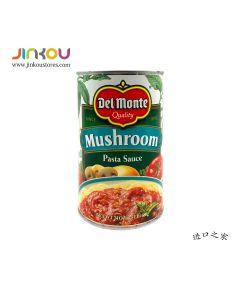 Del Monte Pasta Sauce Mushroom 24 OZ (680g) 地扪牌蘑菇意粉酱
