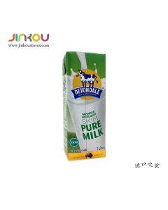 Devondale Imported Australian Skim Pure Milk (1L)澳大利亚原装进口得运脱脂牛奶