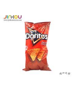 Doritos Nacho Cheese Tortilla Chips (198.4g) 多桃氏牌芝士味玉米片 (膨化食品)