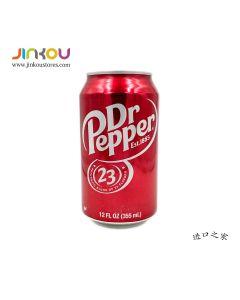 Dr Pepper (355ml) 胡椒博士原味