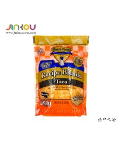 Dutch Farms Fancy Shredded Taco Mix 8 OZ (227g) 荷氏农场塔克酪碎
