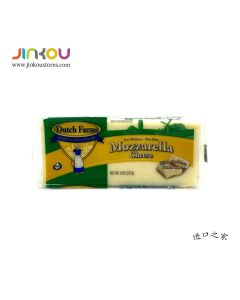 Dutch Farms Mozzarella Bar8 OZ (227g) 荷氏农场马苏里拉干酪