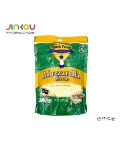 Dutch Farms Shredded Mozzarella Cheese 8 OZ (227g) 荷氏农场马苏里拉碎奶酪