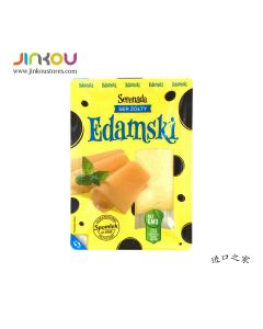 Serenada Edamski Cheese (EDAM)Matured Cheese approx 7 slices (135g) 牧森伊顿成熟干酪片