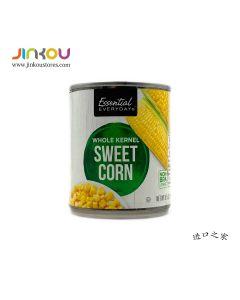 Essential Everyday Whole Kernel Sweet Corn 8.5 OZ (241g) (每日之选甜玉米粒)