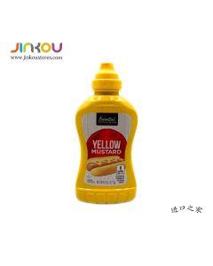 Essential Everyday Yellow Mustard 8 OZ (227g) 每日之选黄芥末酱