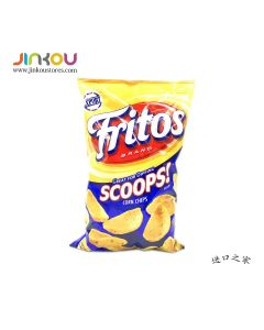 Fritos Scoops! Corn Chips 11 OZ (311.8g) 福瑞托牌勺状玉米片