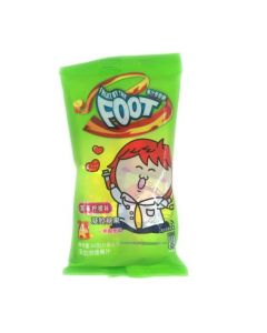 Fruit by the foot Strawberry-Lemon Flavor - 4 pack 84g (21g x 4)果汁卷卷糖草莓柠檬味(疑胶糖果)