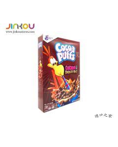 General Mills Cocoa Puffs Cereal (294g) 将军牌全谷物巧克力味玉米球麦片