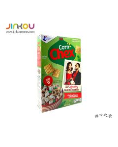 General Mills Corn Chex Oven Toasted Cereal 12 OZ (340g) 将军牌Chex烘烤脆玉米片