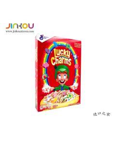 General Mills Lucky Charms Cereal 10.5 OZ (297g) 将军牌全谷物棉花糖燕麦圈