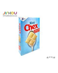 General Mills Rice Chex Cereal 12 OZ (340g) 将军牌全谷物烘烤脆米片