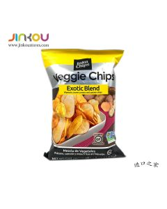 Inka Chips Exotic Blend Veggie Chips 5 OZ (142g) 因嘉混合果蔬片