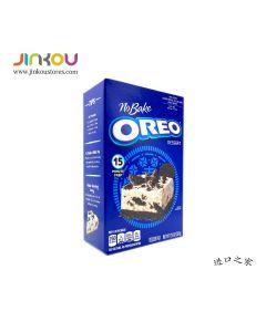 Jell-O No-Bake Oreo Dessert 12.6 OZ (357g) 杰乐奥利奥夹心甜点制作用粉
