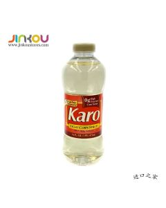 Karo Light Corn Syrup with Real Vanilla 16 FL OZ (473mL) 卡欧牌清淡玉米调味糖浆