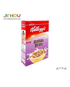 Kellogg's Raisin Bran Cereal (285g) 家乐氏葡萄麦维