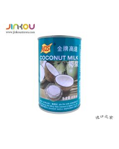 Kos Coconut Milk (400mL) 金牌高达椰子牛奶 (400mL)