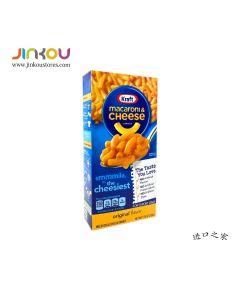 Kraft Macaroni & Cheese Dinner 7.25 OZ (206g) 卡夫奶酪味通心粉