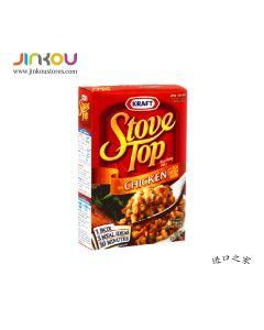 Kraft Stove Top Stuffing Mix Chicken 6 OZ (170g) 炉顶牌鸡肉味火鸡填充料