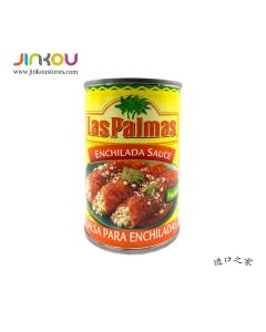 Las Palmas Enchilada Sauce 10 OZ (283g) Las Palmas 中辣玉米卷饼调味酱