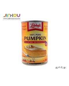 Libby's Pumpkin Pure 15 OZ (425g) 利比牌南瓜蓉